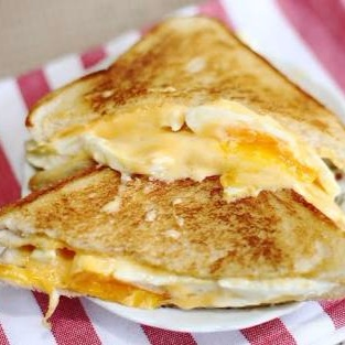 Photo of Egg and Cheese sandwich by Ruchi Sinha at BetterButter