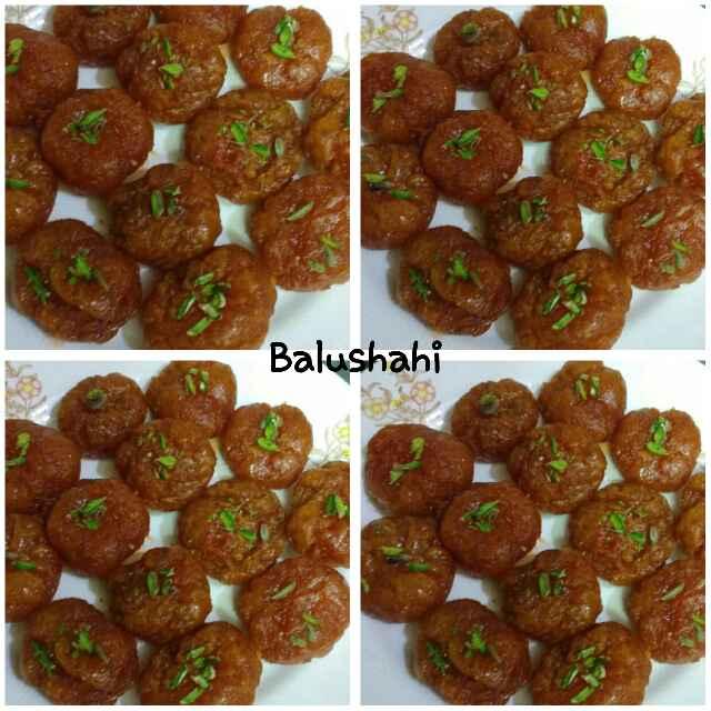 How to make Balushahi