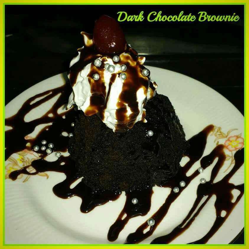 How to make Dark Chocolate Brownie