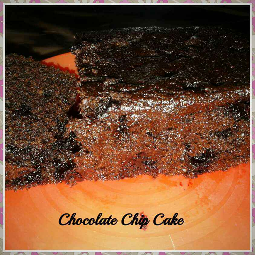 How to make Chocolate chip cake