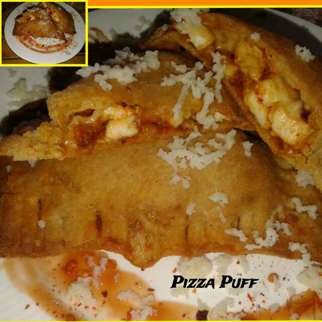 How to make Pizza Puff