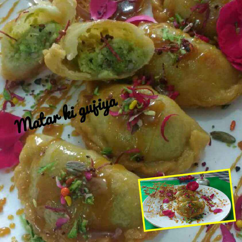 Photo of Matar ki gujiya by Ruchi Srivastava at BetterButter