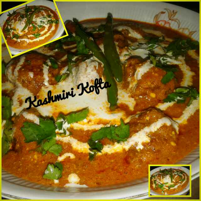 Photo of Kashmiri kofta by Ruchi Srivastava at BetterButter