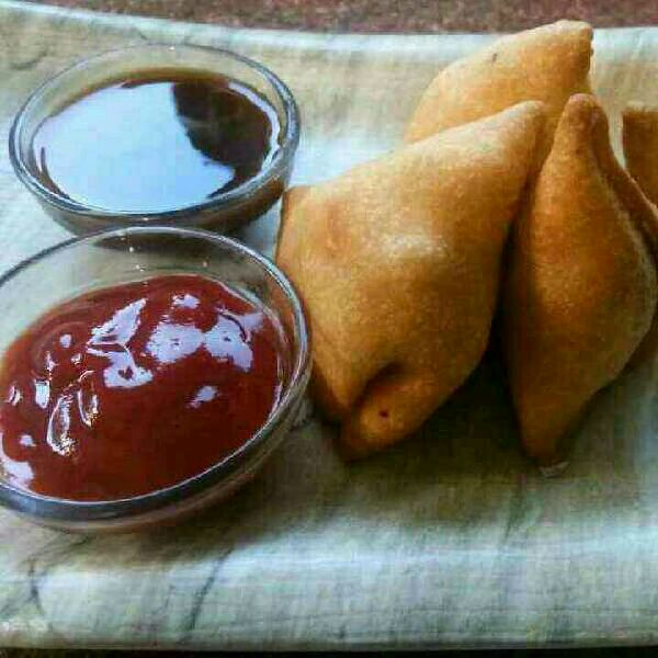 How to make Mini samosas