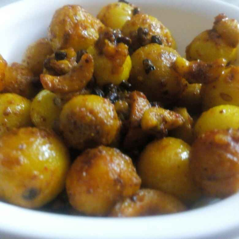 How to make Amla Pickle