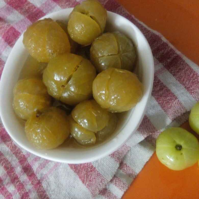 How to make Amla Murabba