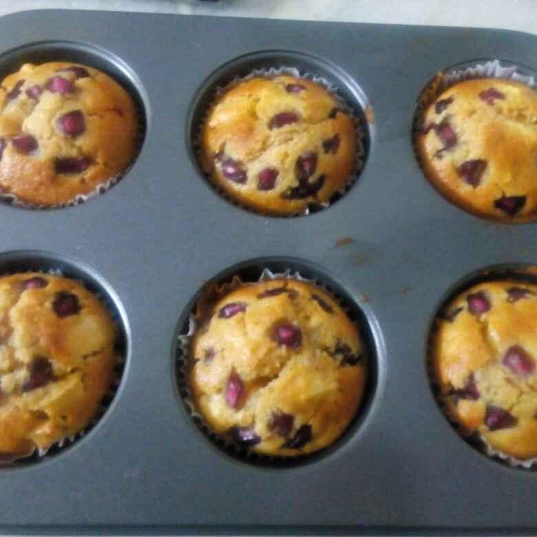 How to make Valentine Muffins