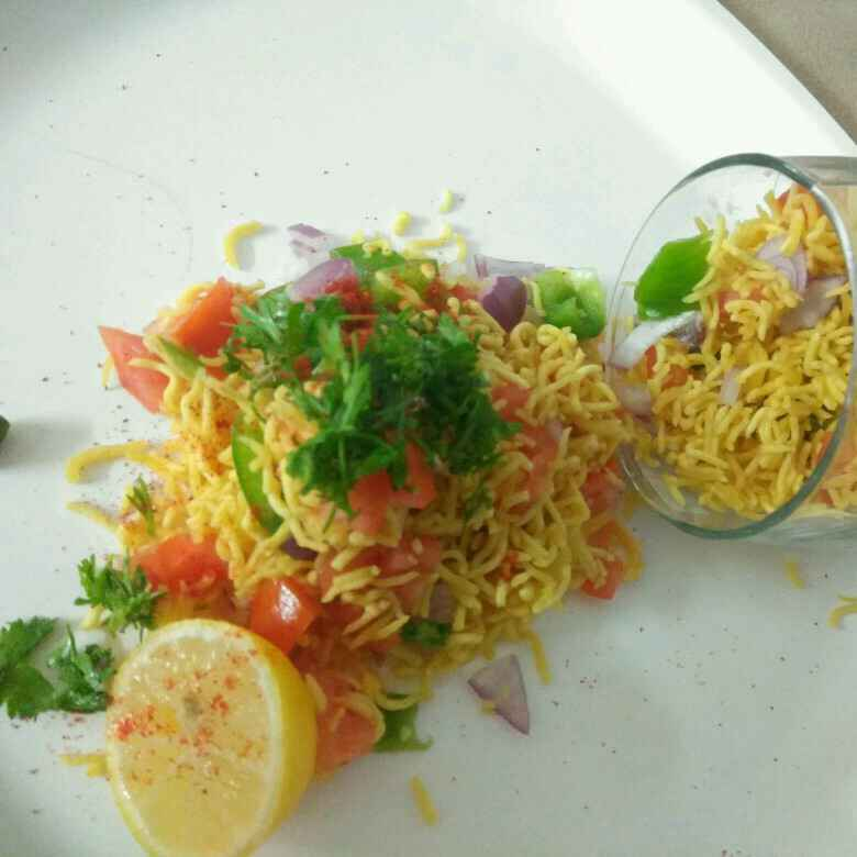 How to make Sev chaat
