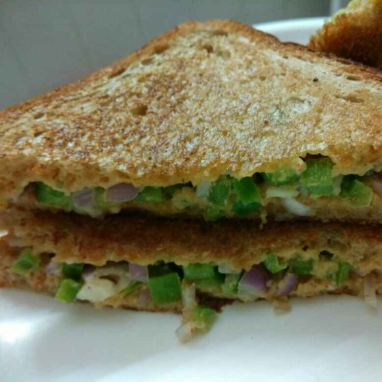 Photo of Breakfast Sandwiches by Ruchika Sapra at BetterButter