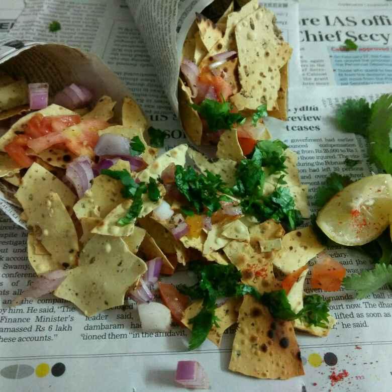 How to make Chur Chur Salad