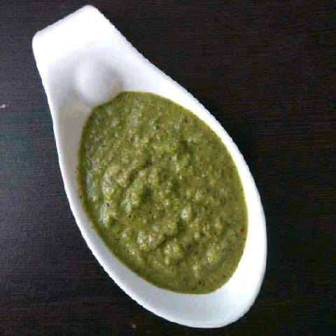 How to make Green Chutney