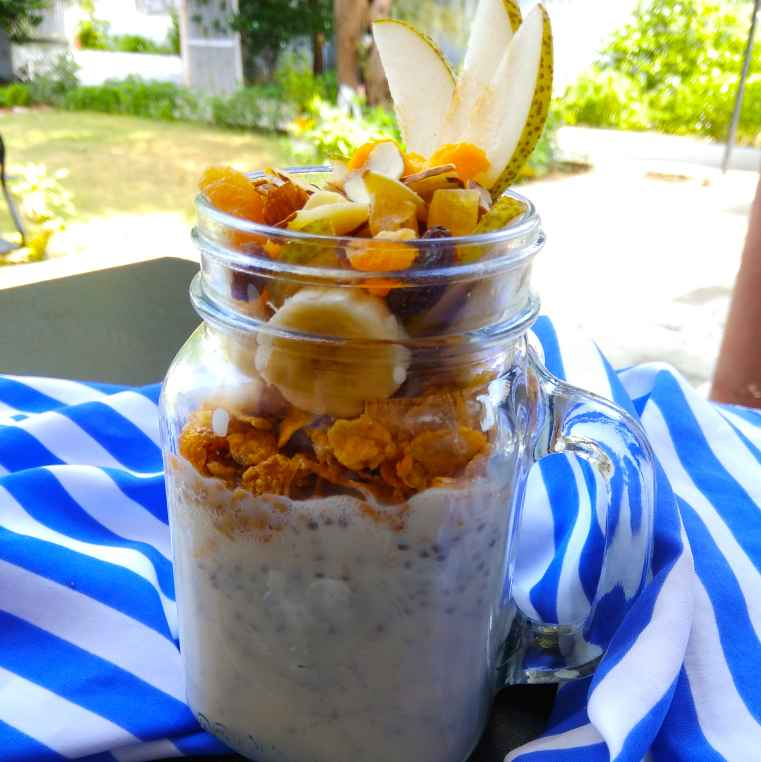 How to make Breakfast in a jar