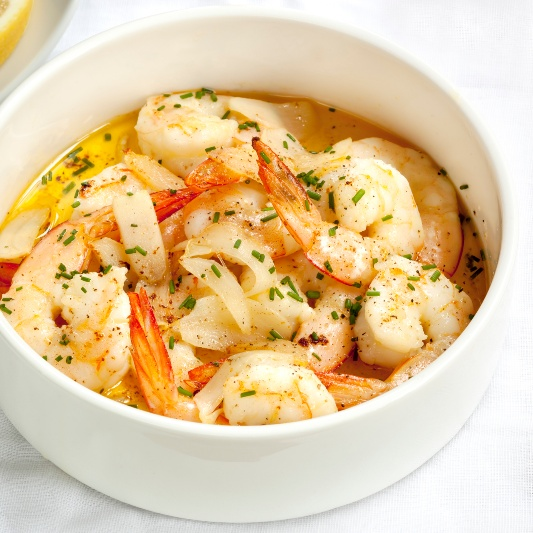 Photo of Butter Garlic Prawns by Ruchira Hoon at BetterButter
