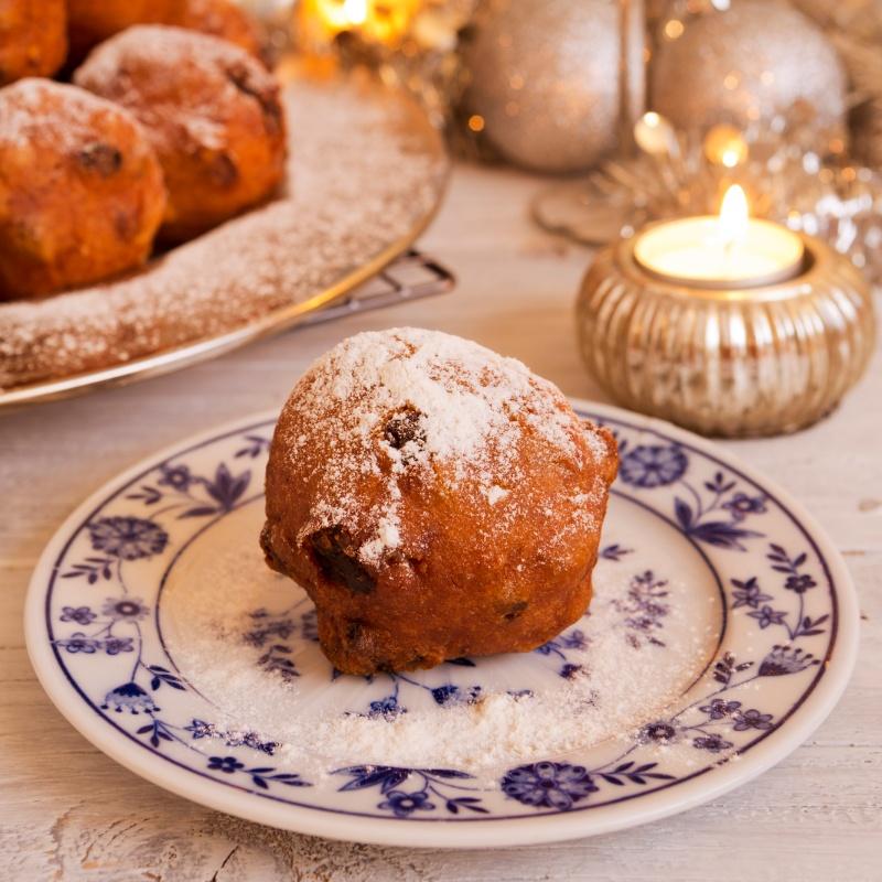 Photo of Ollibolen  or Dutch Doughnuts by Ruchira Hoon at BetterButter