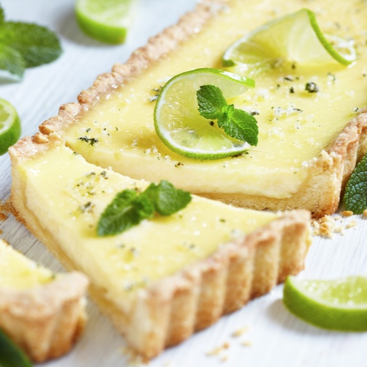 Photo of Lime and Lemon Pie by Ruchira Hoon at BetterButter
