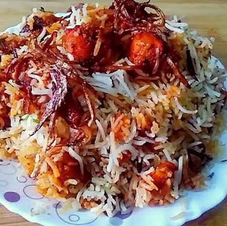 Photo of Chicken Tikka Biryani.... by Ruksar Khan at BetterButter