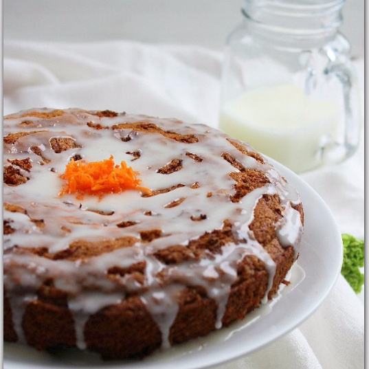 How to make Carrot Cake with Walnuts
