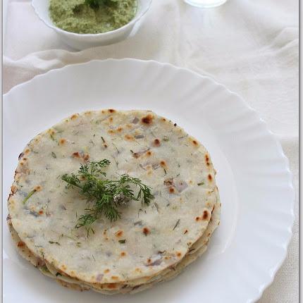 Photo of Akki Roti (Karnataka Style) by Rumana Rawat at BetterButter