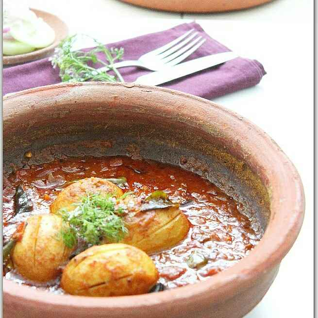 Photo of Egg Roast (Kerala Style) by Rumana Rawat at BetterButter