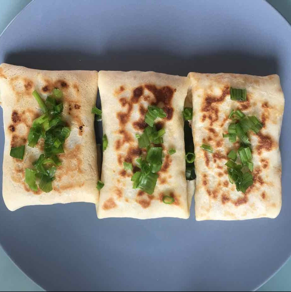 Photo of Peri Peri chicken crepes by Runa Ganguly at BetterButter