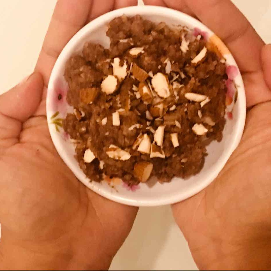 Photo of Ragi Halwa by Runa Ganguly at BetterButter