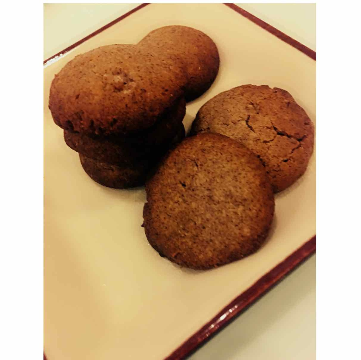 Photo of ragi cookies by Runa Ganguly at BetterButter