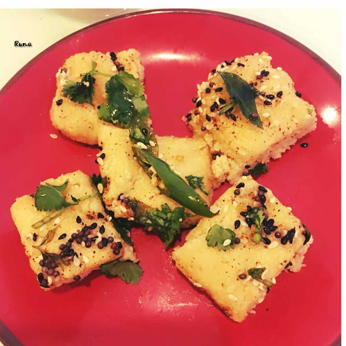 How to make Spicy Oats Dhokla