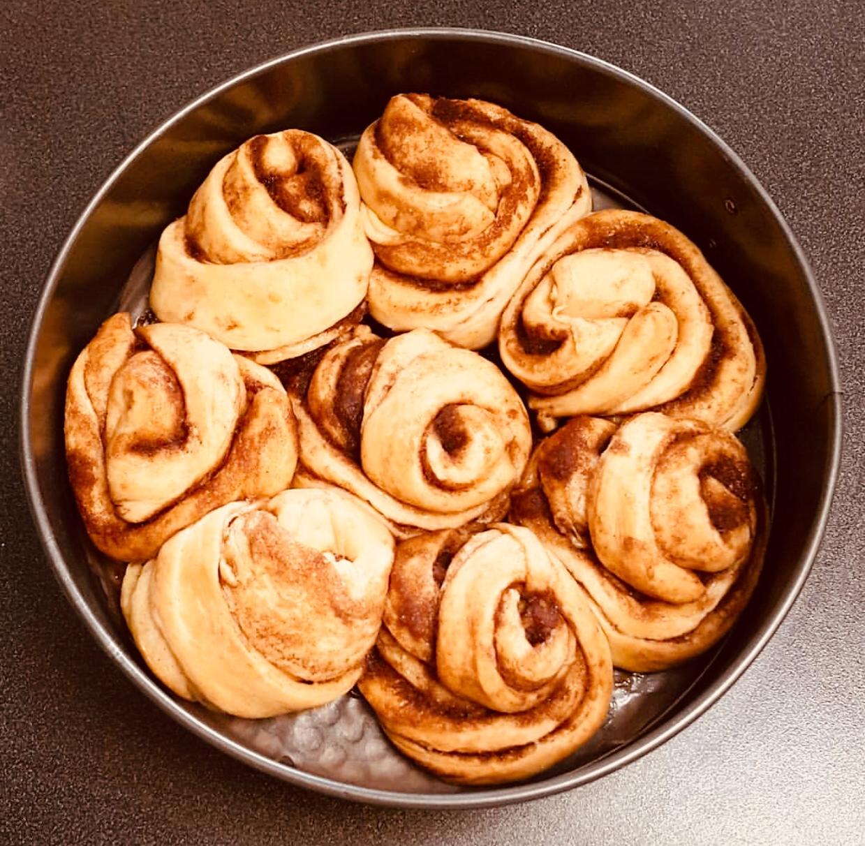 How to make Kanelbullar(Swedish Cinnamon Buns)