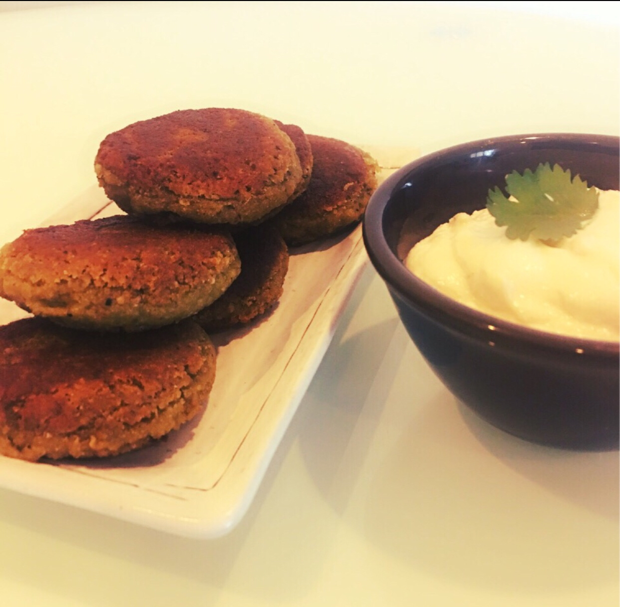 How to make Chickpea-Spinach Croquettes