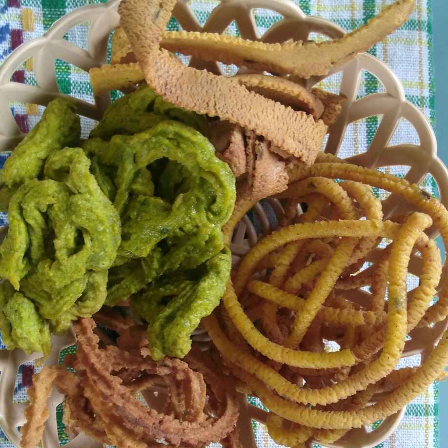 How to make Pakoda basket!