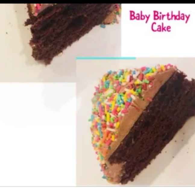 Photo of Eggless Chocolate Cake by Runa Ganguly at BetterButter