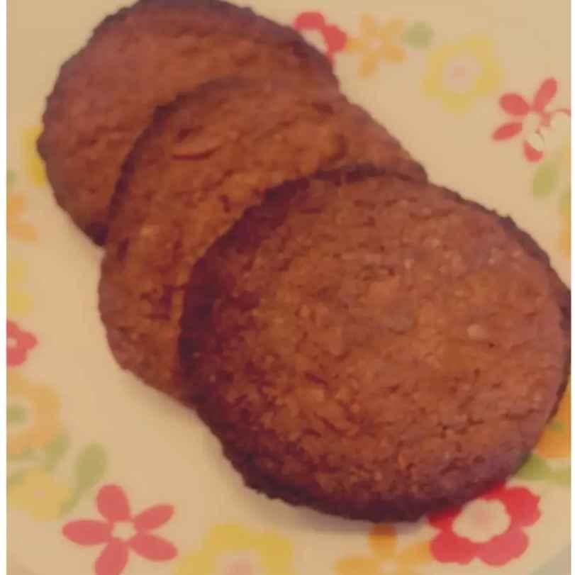 Photo of Sugarfree Oats-Amaranth Cookies by Runa Ganguly at BetterButter