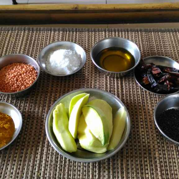 How to make আম ডাল