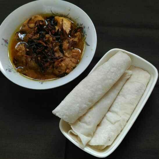 Photo of Roti made of rice floor by Runu Chowdhury at BetterButter
