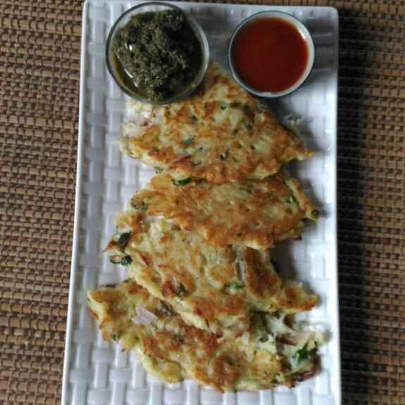 Photo of Pancake of potato by runu chowdhury at BetterButter