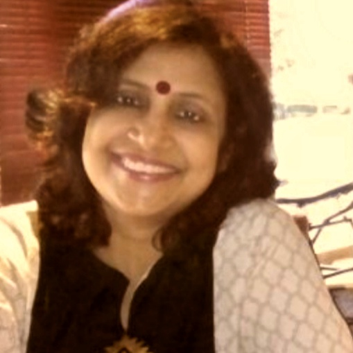 Rupa Banerjee food blogger