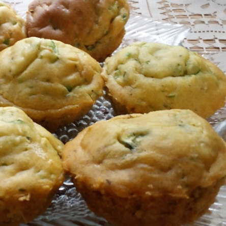 How to make Vegetable Cup Cakes