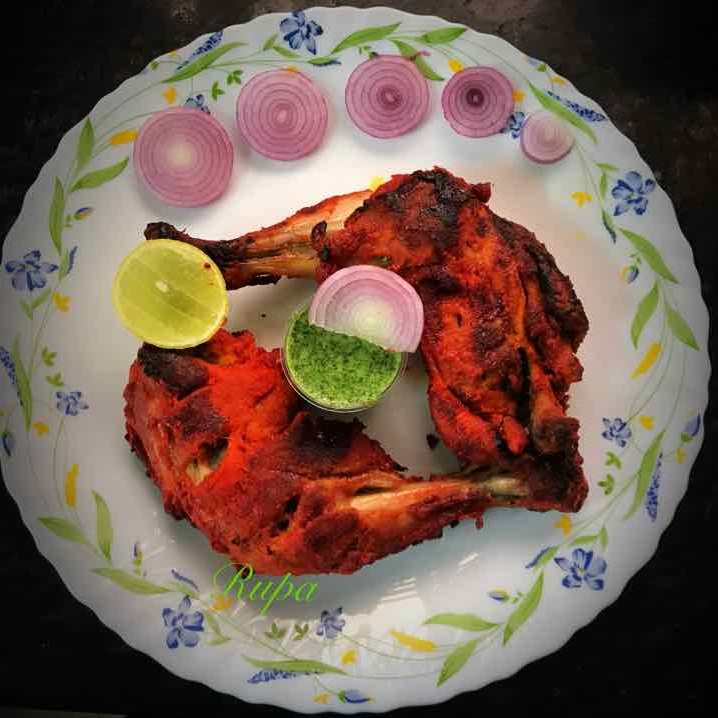 How to make Tandoori Chicken (Oven cooked)