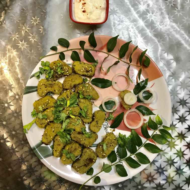 Photo of Muthiya Dhokla by Rupa Thaker at BetterButter
