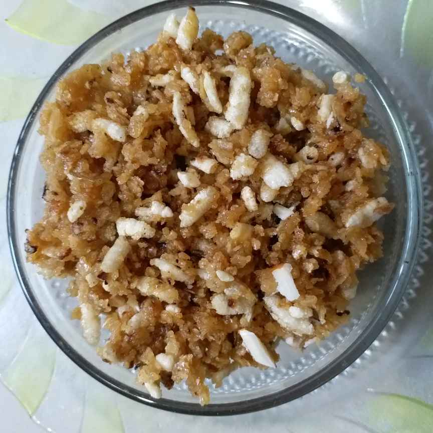 How to make રોટલીનુ ચુરમુ