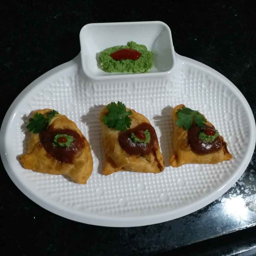 Photo of Samosa by Rupa Thaker at BetterButter