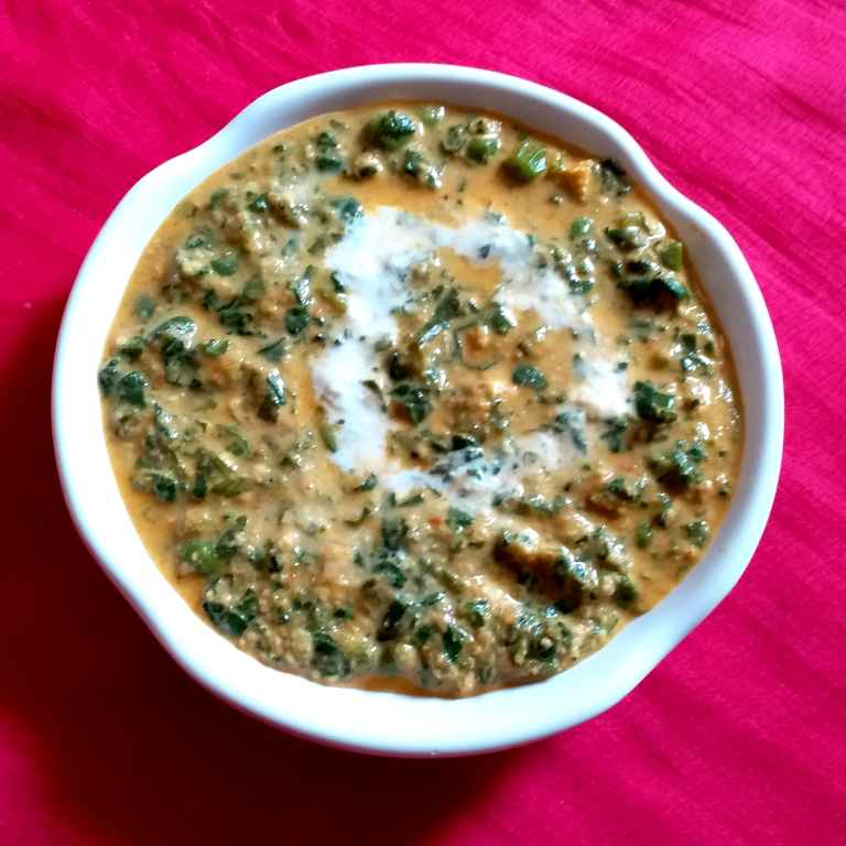 Photo of Methi Mutter Malai by Rupa Thaker at BetterButter