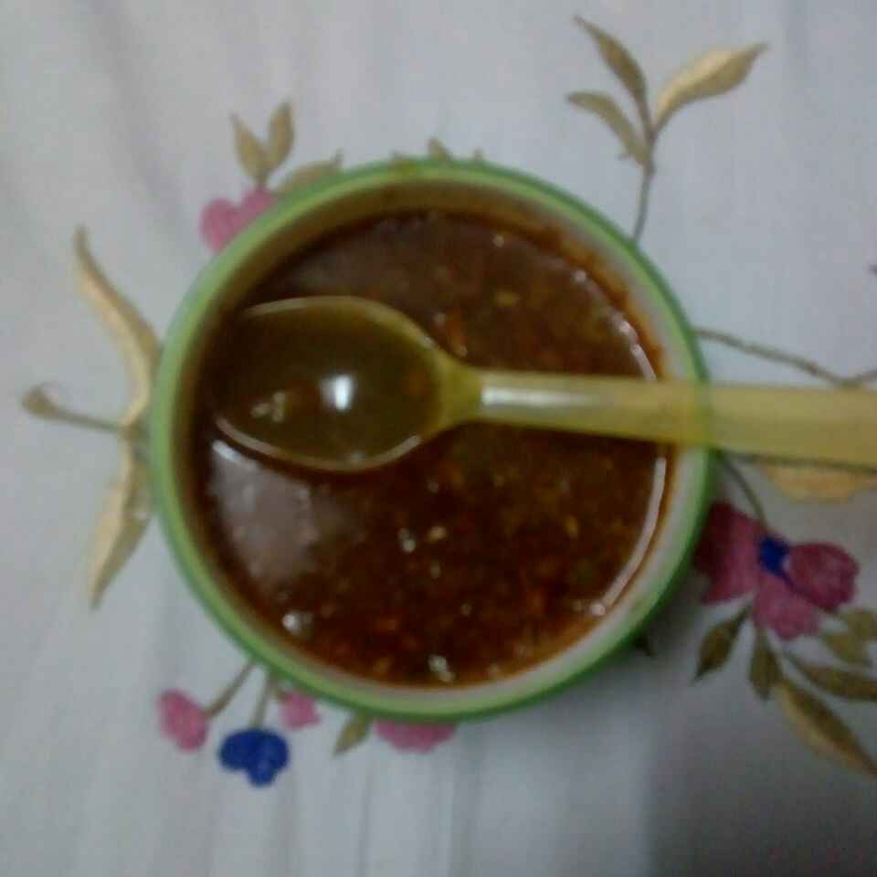 Photo of Hot and sour soup by Rupal Goyal at BetterButter