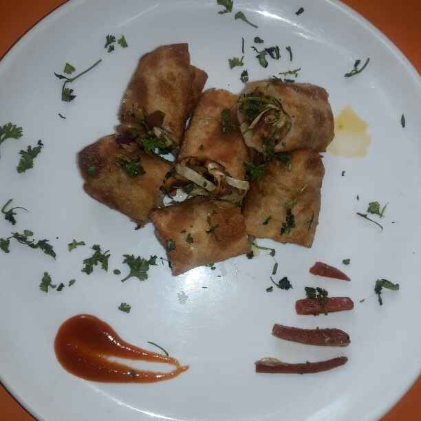 Photo of Chinies spring roll by Rupal Goyal at BetterButter