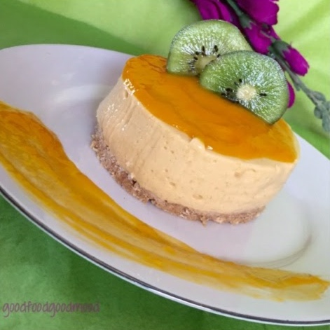 How to make Mango Cheesecake