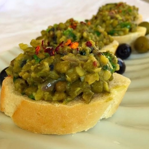 How to make Indian-Style Tapenade