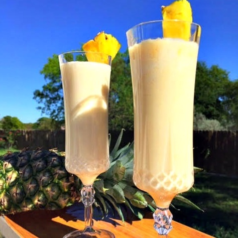 How to make Virgin Pina-Colada