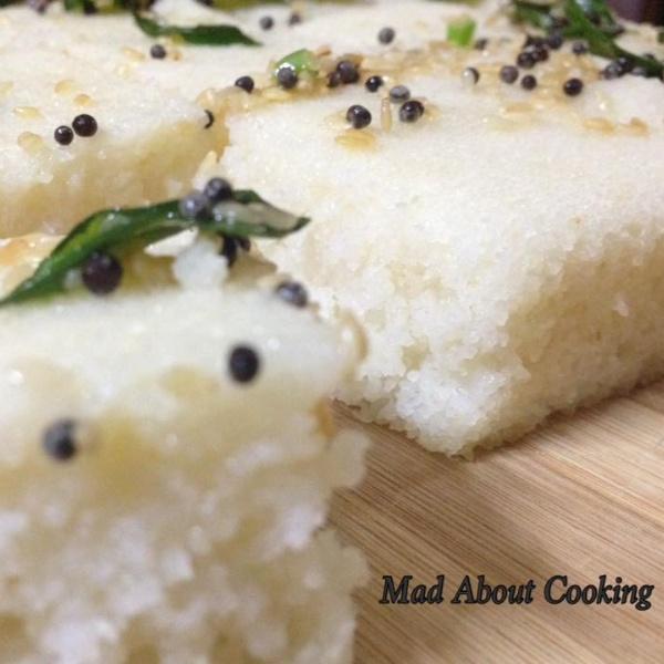 Photo of Rava Dhokla – Healthy Breakfast by Rupali Bhandari at BetterButter