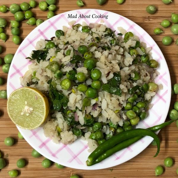 How to make Banarsi Chooda Matar (Chura Matar) Recipe – Winter Recipe