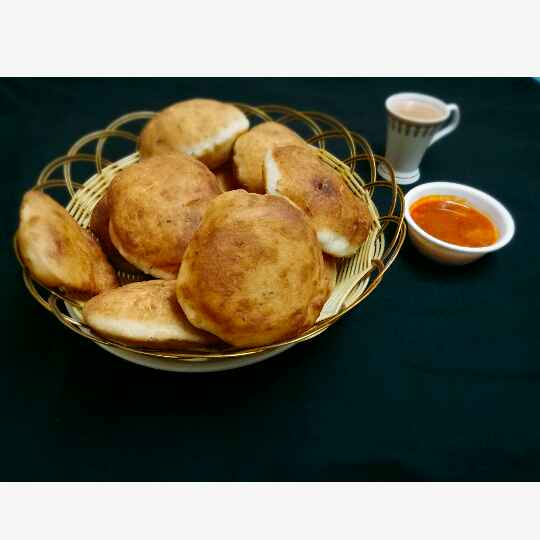 Photo of Mangalore buns/banana puri by Rupali Kolvekar at BetterButter